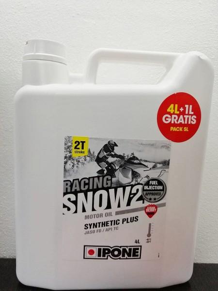 Ulei Snowmobil iPone Snow Racing 2T 4+1L
