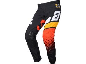 Pantaloni  Answer Elite Korza Black/White/Bus/Orange