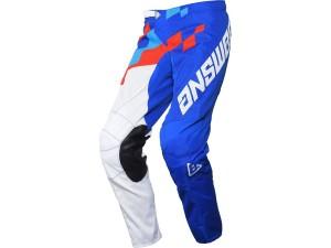 Pantaloni Answer  Arkon Korza Reflex/Hyper Blue/Red