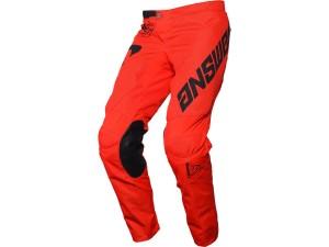Pantaloni Answer Arkon Bold Red/Black