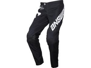 Pantaloni Answer Arkon Bold Black/White