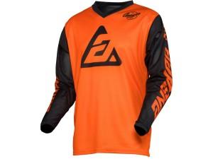 Tricou Answer Arkon Bold Orange/Black