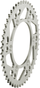 Pinion aluminiu KTM 65 98-19 Moose Racing gri