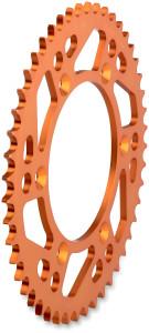 Pinion aluminiu KTM 85 03-19 Moose Racing portocaliu