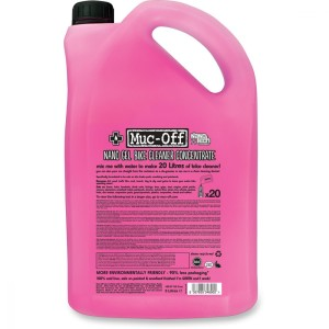 Solutie Refill Concentrata Nanogel Refill Concentrate Bike Cleaner 5 Liter 348 Muc off