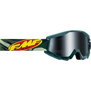 Ochelari FMF PowerCore Assault Camo Silver Mirro