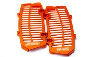 Protectii Radiator UniBody KTM/Husqvarna 2020-2021 Portocaliu Fm Parts