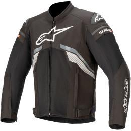 Geaca Textila Alpinestars T-GP Plus R v3 Air Black/Dark Grey/White