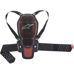 Protectie Spate Alpinestars Nucleon KR-1 Cell Trasnparent/Smoke/Red/Black