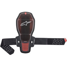 Protectie Spate Alpinestars Nucleon KR-R Cell Trasnparent/Smoke/Red/Black