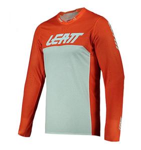 Tricou Leatt  5.5  Ultraweld Orange