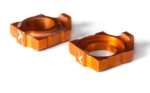 Intinzator roata spate KTM EXC 04-17 KITE Light Orange