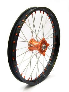 Roata fata KTM KITE MX-EN Elite 1.60x21 16-19 albastru