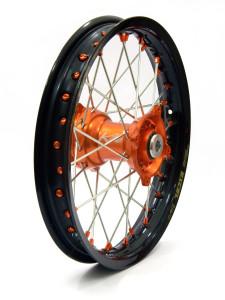 Roata spate KTM KITE MX-En Elite 2.15x18 04-19 albastru