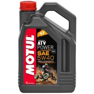 Ulei Motul ATV Power 5W40 4l