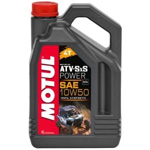 Ulei Motul ATV SXS Power 10W50 4L