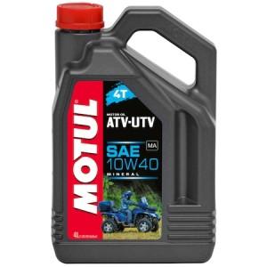 Ulei Motul ATV-UTV  10w40 4L