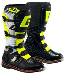 Cizme Gaerne Gx1 Black/Yellow/ White