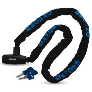 Cablu antifurt Oxford GP Chain 2.0M x 8mm