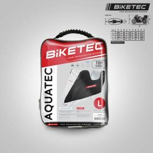 Husa Moto BikeTec Impermeabila cu loc pentru Top-Case