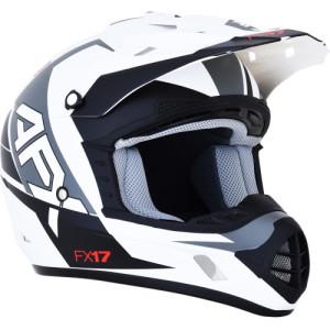 Casca AFX FX-17 Matte/White