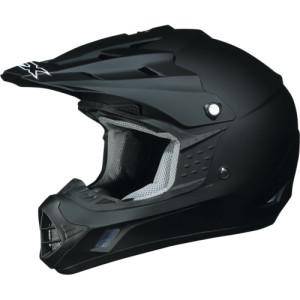 Casca AFX FX-17 Solid Black/Matte