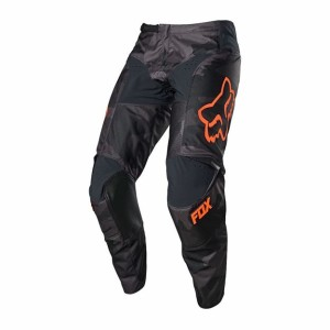 Pantaloni Fox 180 Trev Black