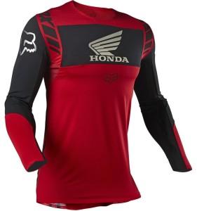 Tricou Fox Flexair Honda Red