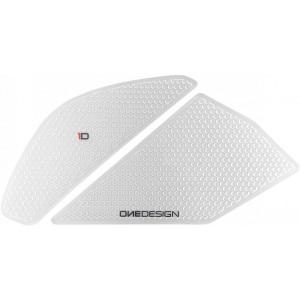 Placi Aderente Rezervor OneDesign Kawa Zx6r 09-16 Transparent