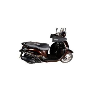 Husa Moto Oxford Scootseat Negru-Gri