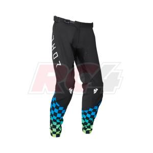 Pantaloni Thor S20S Pro Negru/Albastru