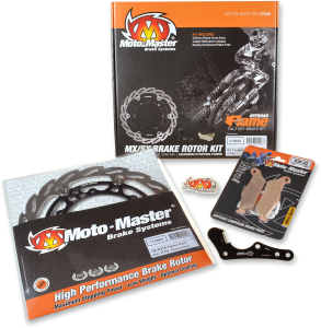 Kit frana fata MotoMaster 270mm KTM 08-18