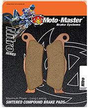 Placute frana fata Honda/Yamaha/Kawasaki/Beta Moto Master Nitro