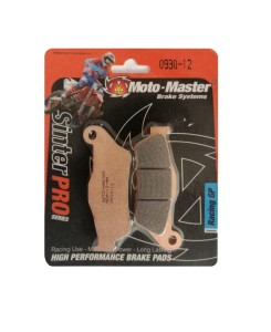 Placute frana fata Honda/Yamaha/Kawasaki/Beta Moto Master Pro Racing GP