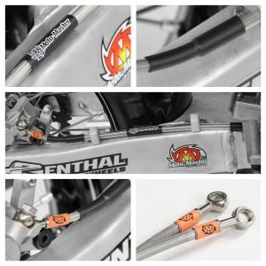 Conducta frana spate KTM 04-19 Moto Master