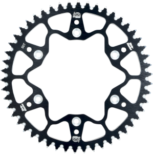Pinion spate aluminiu KTM SX50 03-13 negru