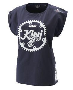 Tricou dama KTM RITZEL Blue