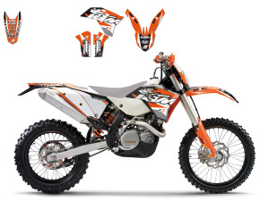 Kit stickere KTM 08-11 Blackbird Dream