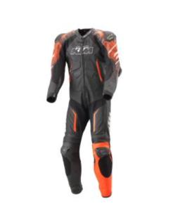 Combinezon KTM RAPID 1-PCS Black/Orange