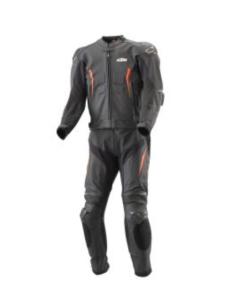 Combinezon KTM RAPID 2-PCS Black