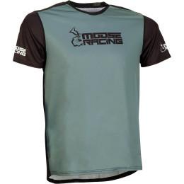 Tricou Moose Racing MTB Green/Black