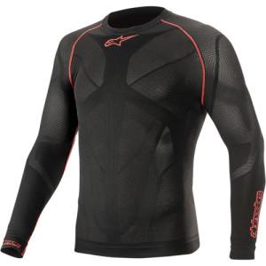 Tricou Alpinestars Ride Tech v2 Summer Long Sleeve Black