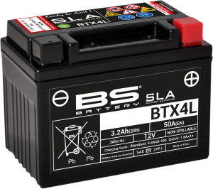 Baterie BS BTX4L SLA 12V 60 A