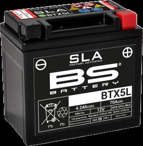 Baterie BS BTX5L SLA 12V 70 A