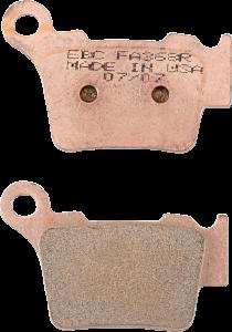 Placute frana spate KTM 04-19 EBC FA-R SERIES