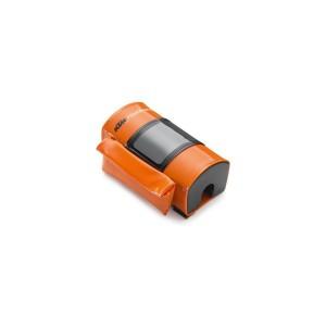 Burete protectie ghidon KTM (cu buzunar si compartiment pentru card)