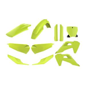 Kit plastice Husqvarna 2020-2021 Fluo Verde