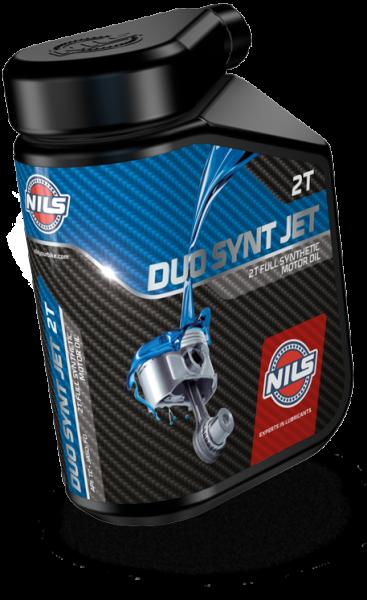 Ulei Nils 2T Motor Injectie Duo Synt Jet 1L