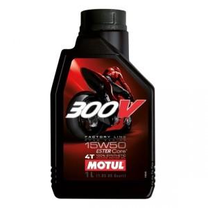 Motul 300v 15w-50 1L
