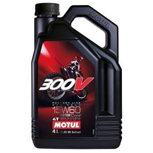 Motul 300v 15w-60 4L